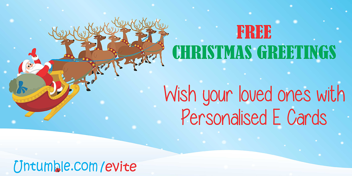 Free christmas greetings personalised with your nameimage m4hsunfo