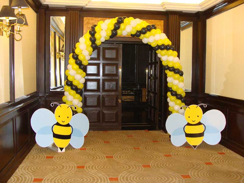 Bumble Bee Theme Birthdy Party