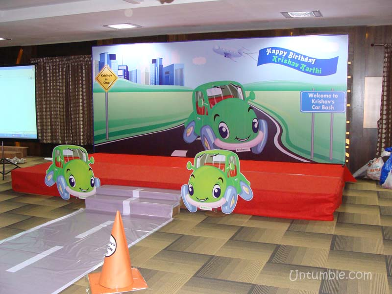 Home Themes Cars Birthday Party Decoration