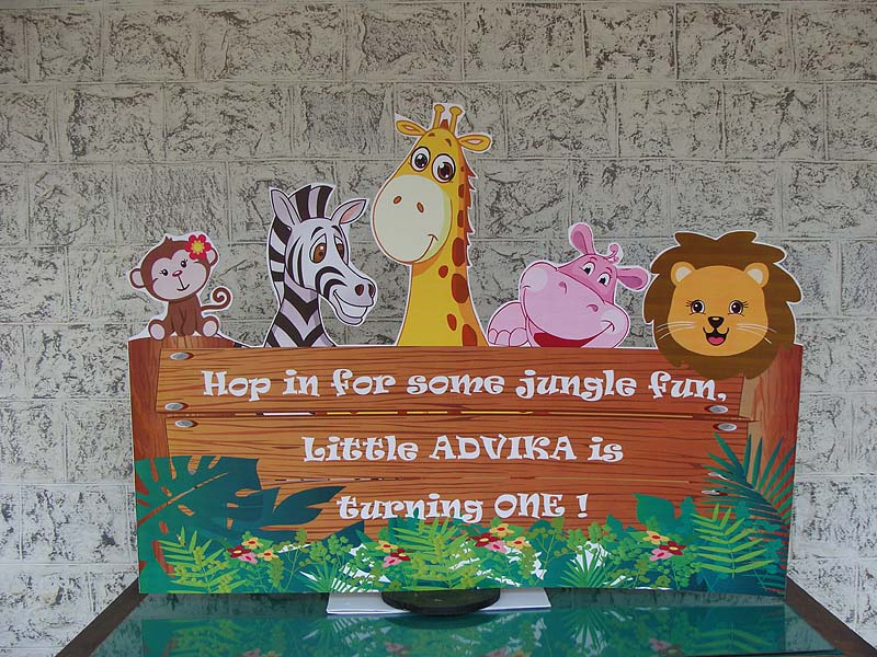 Home Themes Jungle Theme Birthday Party