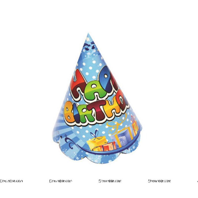 Party Supplies Theme Generic Happy Birthday Hats Set Of 10