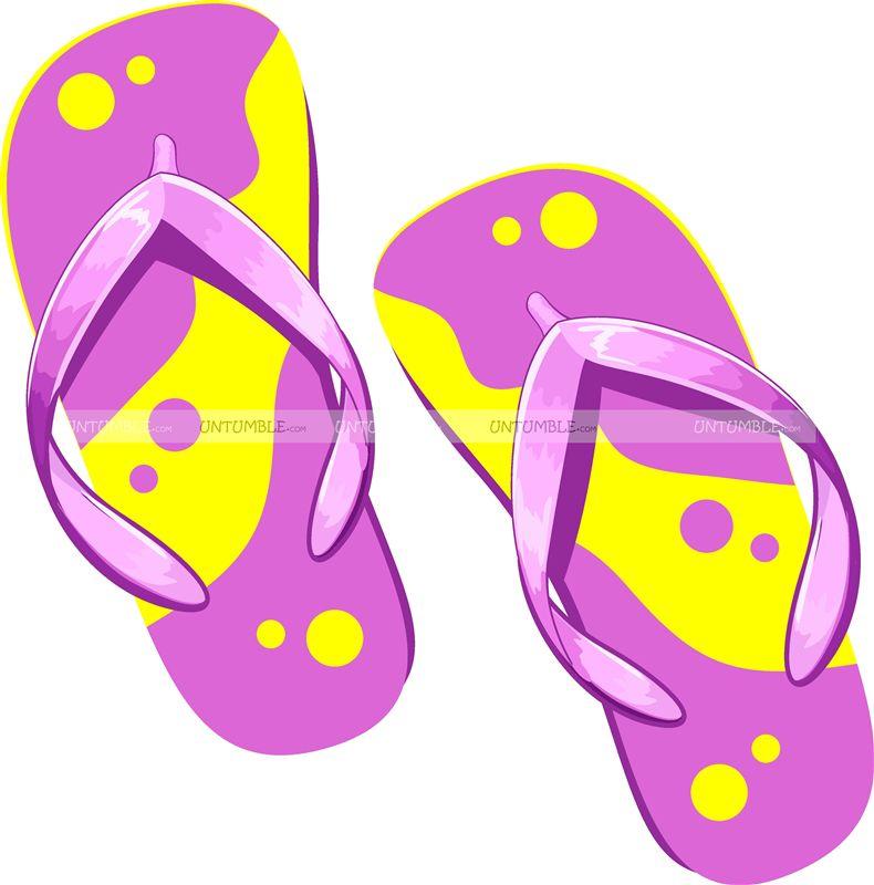 41f7ddd5c Hawaiian theme Flip Flops posters - Untumble.com