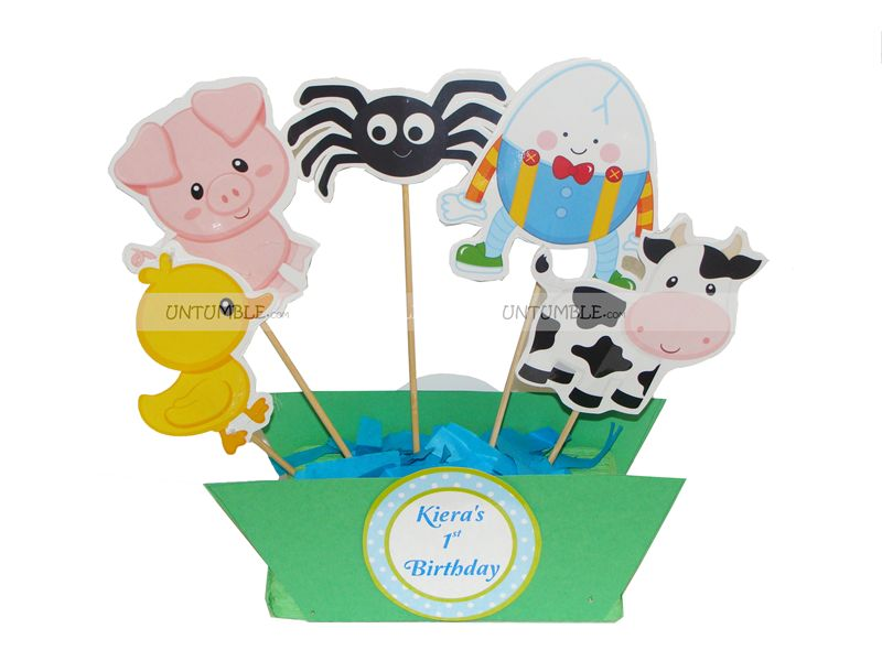 Nursery Rhymes Theme Party
