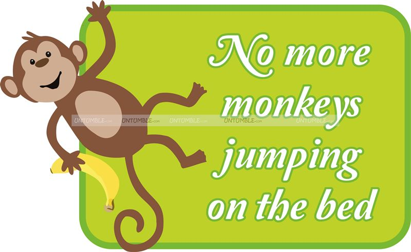 Nursery Rhymes Theme Monkeys Jumping On The Bed Untumble Com