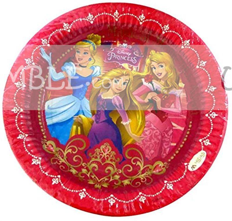 Party Supplies theme Disney Princess paper plates  sc 1 st  Untumble & Party Supplies theme Disney Princess paper plates - Untumble.com
