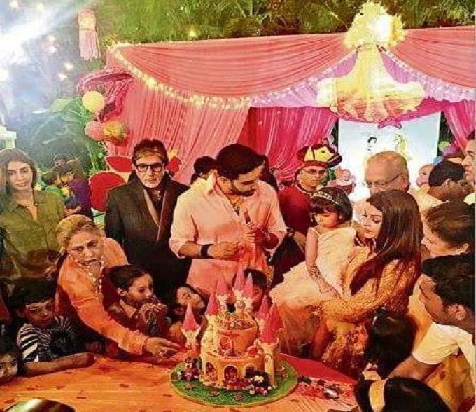 Theme Birthday Parties by Celebrities 2015 roundup