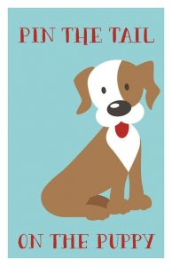 Birthday Party Games For A Puppy Themed Bash