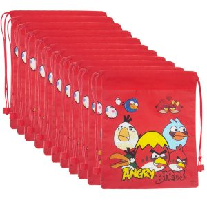 Angry birds haversack bags