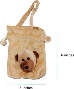 Cute animal polti bags