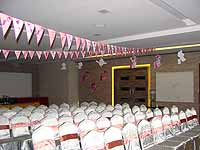 Buntings - Pink Pony Theme First Birthday Party