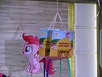 Pink Pony Birthday theme Pinata