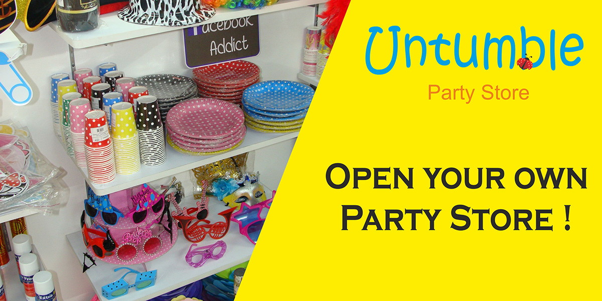 Party with Untumble by taking up a franchise in your City