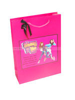 Stickered gift bags - Teenager Birthday Party Supplies | 13th Birthday