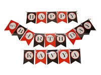 Happy Birthday Banners - 18th Birthday Party Supplies