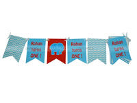Baby Elephant theme Buntings