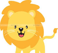 Baby Jungle theme  - Baby Jungle Lion