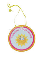 Sunshine BabyShower theme Posters / Cutouts