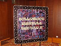 Retro Birthday theme Backdrop