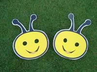 Bumble Bee theme Masks