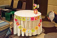 Candy Land theme Happy Birthday Bunting
