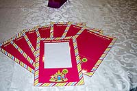 Photo Frame - Candy Land
