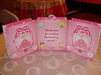 Fairy Princess Birthday theme Fairy princess gift bags (30 nos)