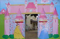 Fairy Princess theme Walkway