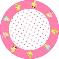 Fairy Princess Birthday theme Table covers
