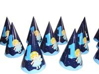 Starry night fairy hats