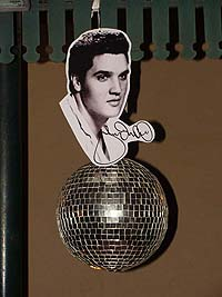 Hip Hop Retro theme Elvis Prisley