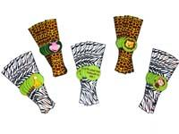 Jungle theme Wristbands
