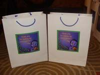 Little Krishna theme Stickered gift bags