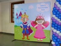 Little Prince theme Photo Booth