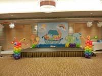 Stage Decor - Noha