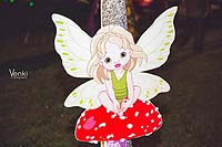Princess theme Green Fairy Princess cut out