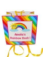 Rainbow theme Pinata