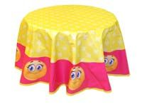 Smiley theme Table covers