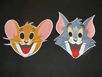 Tom n Jerry Birthday theme Masks