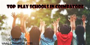 Top Play Schools in Coimbatore