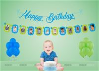1st Birthday Party kit for boys