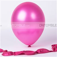 Pink Metallic balloon (Pack of 10)