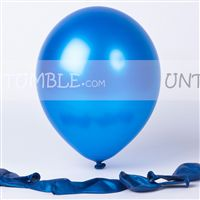 Blue Metallic balloon (Pack of 10)