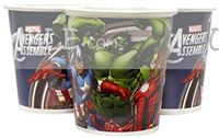 Superhero theme Avengers Theme Paper Cups (Pack of 10)