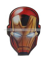 Superhero theme Iron Man Face Mask