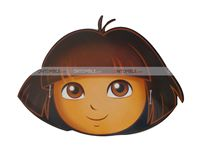 Dora theme  - Dora 1  Face Mask