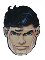Superhero theme Superman Face Mask