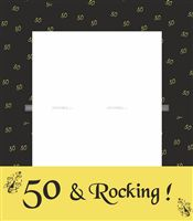 Photo Booth - 50th birthday party supplies