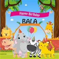 Baby Animal Zoo Party