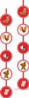 Farm / Barnyard theme dangler decorations