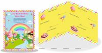 Candy Land theme  - Candy Land Theme Wish Book